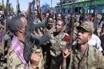 تبادل آتش سنگین در پایتخت منطقه تیگری اتیوپی