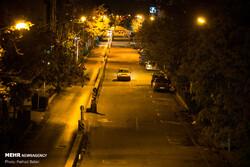 خواب زمستانی شهر بیرجند در سایه محدودیت های کرونایی