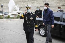 İran Deniz Kuvvetleri Komutanı Rusya'ya gitti