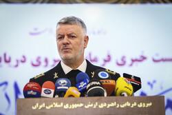تعيين الادميرال خانزادي مساعدا للقائد العام للجيش الايراني