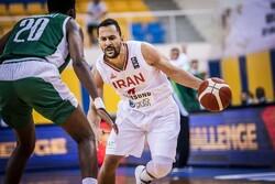 FIBA Asia Cup qualifiers: Iran defeats Saudi Arabia