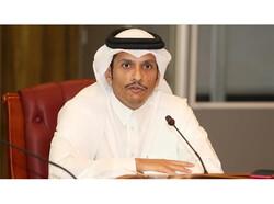 قطری وزیر خارجہ کی ایرانی سائنسداں شہید فخری زادہ کے قتل کی مذمت