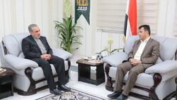 وزير الصحة اليمني يبحث مع السفير الإيراني جوانب التعاون الصحي