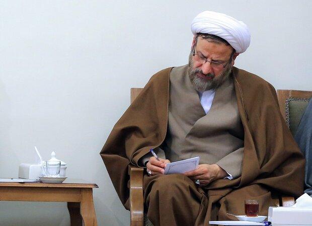 پیام تسلیت رئیس دفتر تبلیغات اسلامی حوزه علمیه قم به شهادت محسن فخری زاده (1)