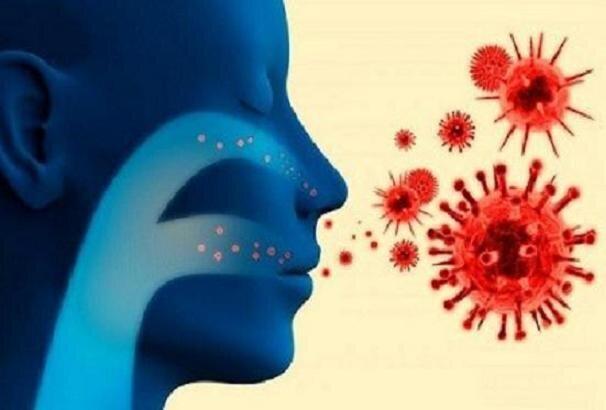 خشکی بینی از علائم اولیه بیماری کووید۱۹ است