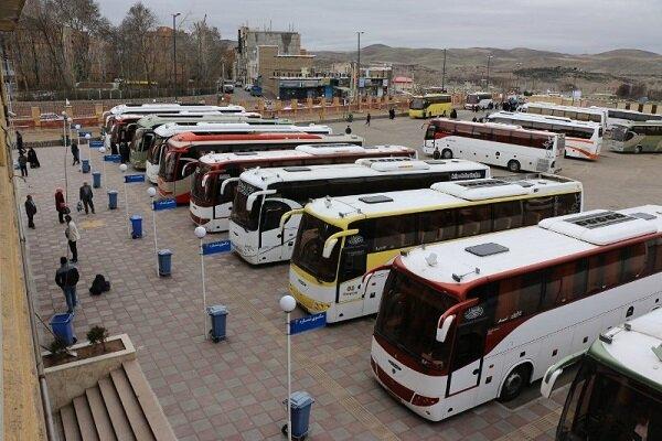 جلوگیری از سفر اتوبوسی بیماران کرونایی/ نظارت الکترونیکی مسافران