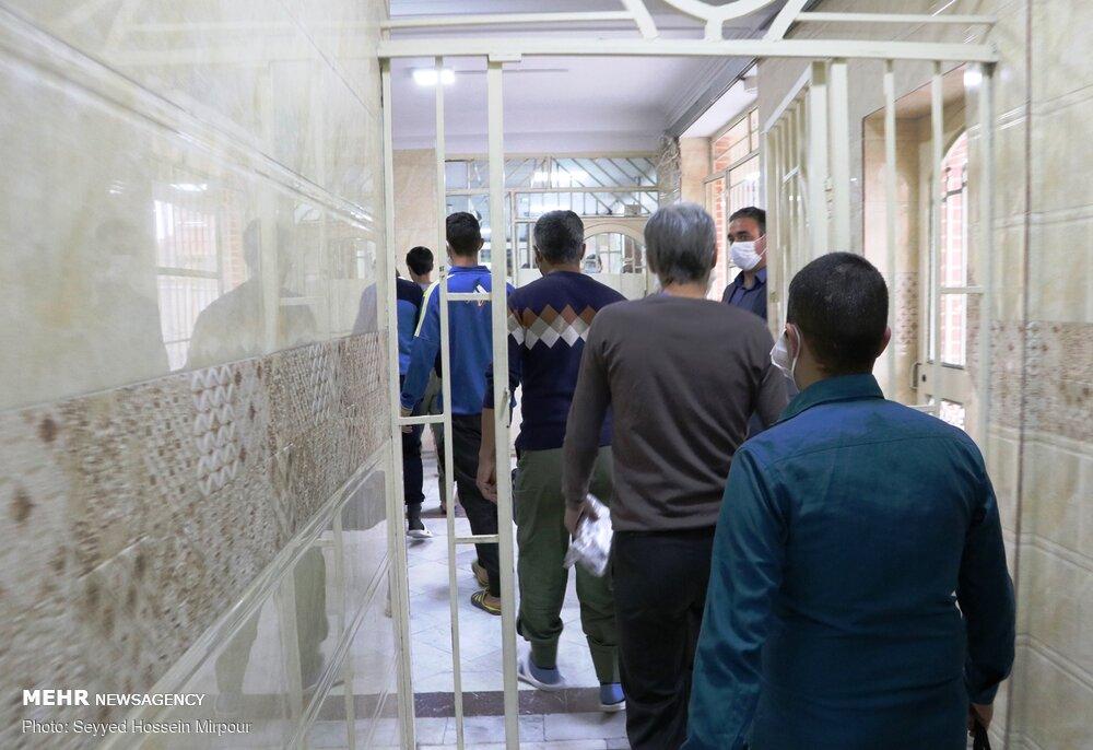 آزادی هفت هزار زندانی و کاهش مجازات ۱۵۰۰نفر