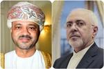 وزير الخارجية العماني يبحث مع نظيره الإيراني بخصوص ظاهرة الإرهاب بجميع أشكالها