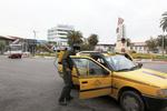 İran genelinde dezenfekte işlemi sürüyor