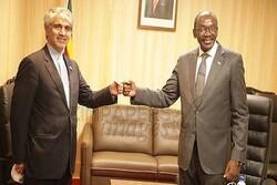 Iran, Zimbabwe emphasize strengthening bilateral coop.