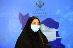 عدد الاصابات بفیروس کورونا في إيران يبلغ ملیونا و 16 الفا و835 شخصا