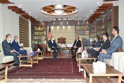 Iran, Afghanistan discuss judicial coop.