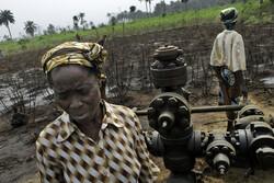 شل بدلیل ایجاد آلودگی نفتی در نیجریه نیم میلیارد دلار جریمه شد
