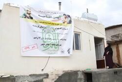 احداث و تحویل ۱۴ واحد مسکونی برای مددجویان کرمانشاهی کمیته امداد