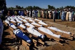 مقتل 110 مدنيين على الاقل في هجوم جهادي في نيجيريا