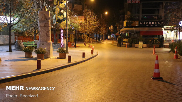 Türkiye'de sokağa çıkma yasağı sona erdi