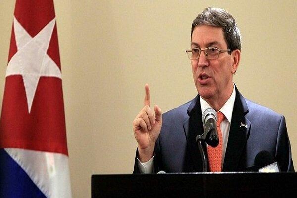 Cuban FM slams terrorist assault against Iranian Scientist