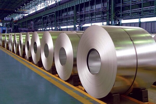Iran's export value of steel products tops $1.5bn in 7 months