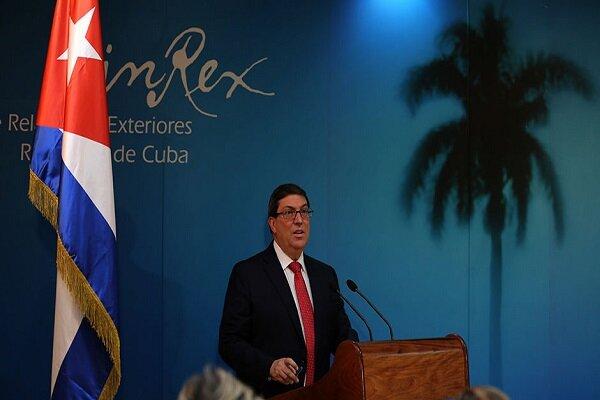 Küba, İran'daki terör saldırısına tepki gösterdi