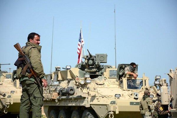 Amerikan güçleri Suriye'nin Haseke kırsalına yeni konvoy geçirdi