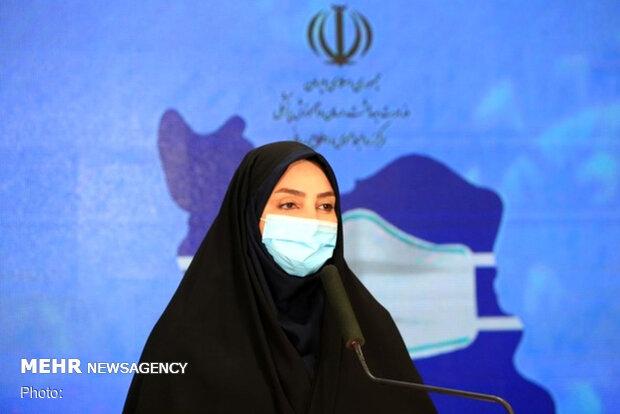 کرونا در سالگرد ورودش به ایران ۸۰ قربانی دیگر گرفت