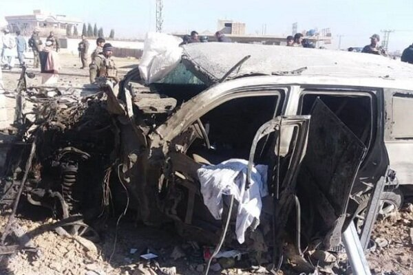 1 police officer killed, 2 wounded in Kabul blast