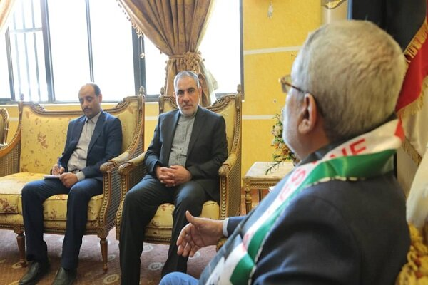 وزير التعليم العالي اليمني يعزي باستشهاد فخري زاده