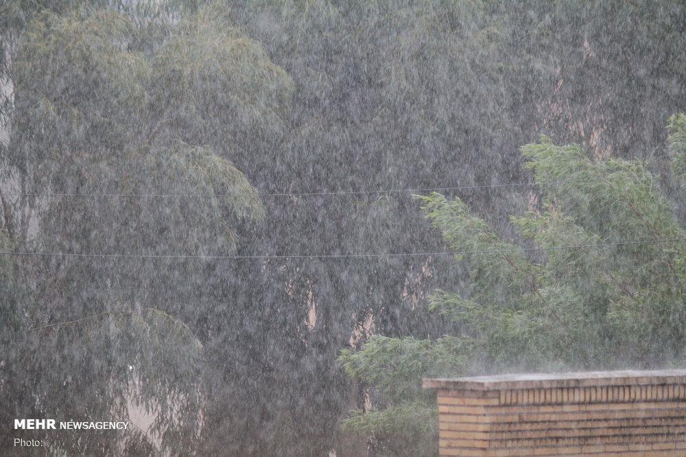 خوزستان این هفته بارانی میشود