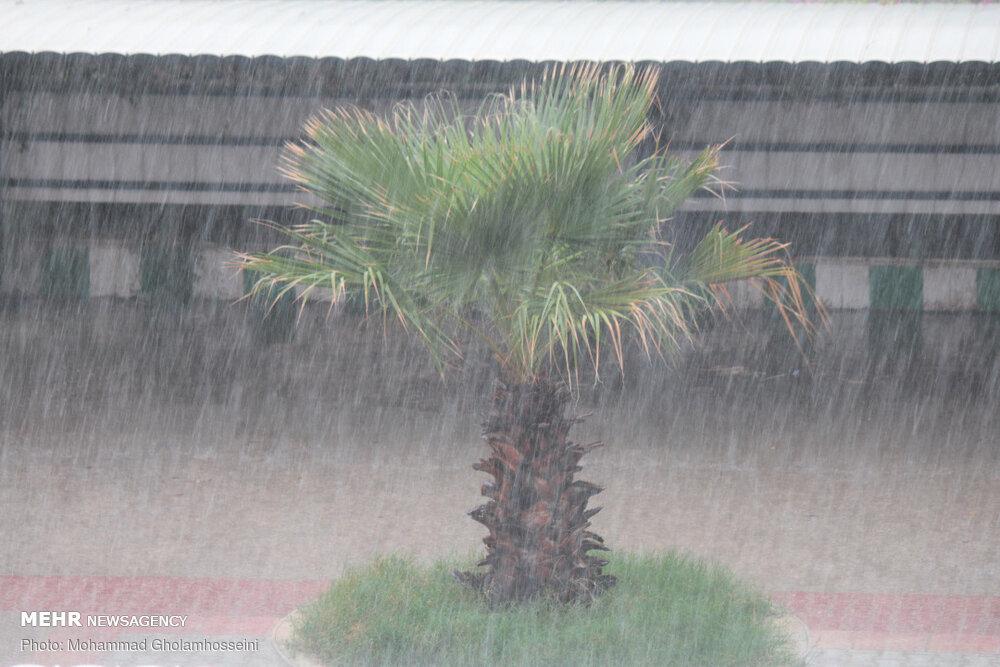 مردم ازسفر به ارتفاعات ومناطق درگیر بارش در خوزستان پرهیز کنند