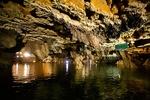 """Dünyanın en büyük su mağarası İran'ın """"Hemedan"""" kentinde"""