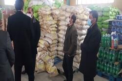 کشف یکهزار و ۲۱۴کیسه برنج احتکار شده در شهر یاسوج