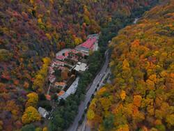 Astonishing bird's eye view of Hyrcanian forests