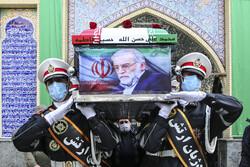 İran sinema camiasından BM'ye Şehit Fahrizade mektubu