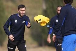 زمان بازگشت بازیکن کروات استقلال به تهران مشخص شد