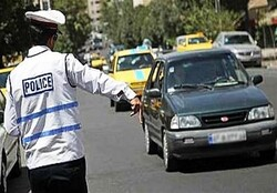 اعمال قانون ۷۷۵ دستگاه خودروی متخلف در کرمانشاه