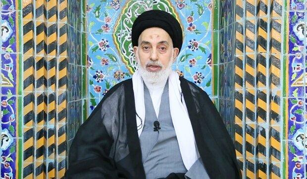 Senior Iraqi cleric condoles Iran Leader on scientist terror