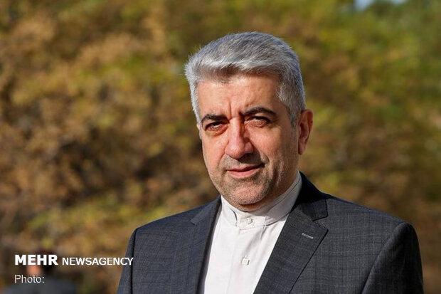 İran Enerji Bakanı Erdekaniyan Tacikistan'da
