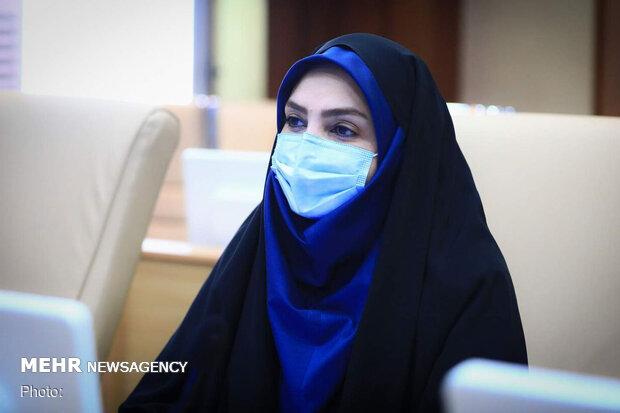 تسجيل 7593 اصابة و 88 حالة وفاة جديدة بكورونا في ايران