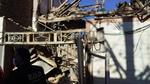 فیلمی از شدت انفجار منزل مسکونی در خرمآباد