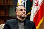 اميرعبداللهيان يدين جرائم الكيان الصهيوني ضد الفلسطينيين في الاقصى