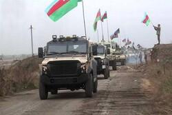 الجيش الأذربيجاني يعلن دخول قواته إقليماً ثالثاً سلّمته أرمينيا