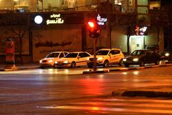 محدودیتهای شبانه تهران همچنان پا برجاست/ افزایش ۱۵ درصدی تردد درون شهری