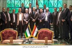 تشکیلات خودگردان مذاکرات فتح و حماس در قاهره را به شکست کشاند