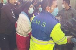 اولین تصاویر از حادثه انفجار منزل مسکونی در خرمآباد