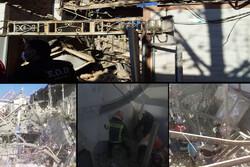 خسارت به ۵۱ ساختمان و خودرو در انفجار خرمآباد/ علت حادثه در دست بررسی است