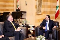 شاهد دخالت سیاسی مستقیم آمریکا در لبنان هستیم/ناتوانی نظامی واشنگتن