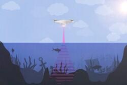تولید اولین «سونار» جهان که در بیرون آب کار میکند