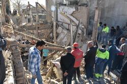 انفجار منزل مسکونی در خرمآباد