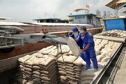 Iran's cement export value tops $163.4mn in 7 months