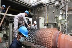 قلب نیروگاهها با توربینهای ایرانی می تپد/ همپای توربین سازهای خارجی هستیم